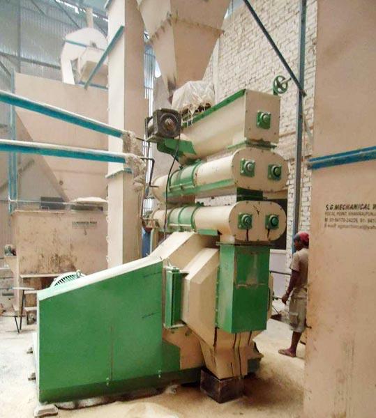 Pellet Mill  02