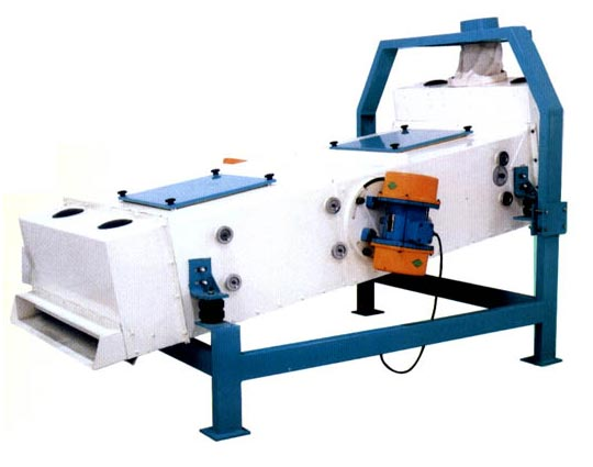 Vibrating Sieve Machine