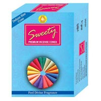 Sweety Incense Cones