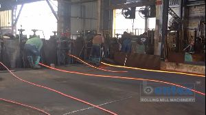 Hot Steel Rolling Mill