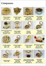 All Type Brass compass