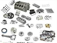 truck engine spare parts