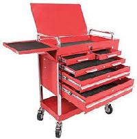 4 Drawer Industrial Service Cart