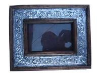 Wooden Foil Plated Picture Frames