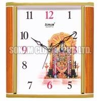 Divine Tune Wall Clock