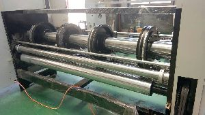 Fingerless Corrugation Machine
