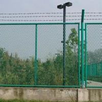 Bridge Wire Mesh Fence