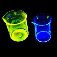 Neon Fluorescent Inks
