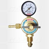 Gas Regulator Single Stage Single Gauge