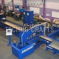 CNC Busbar Punching Machine