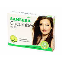 Sameera Cucumber Face Pack