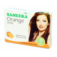 Sameera Orange Face Pack