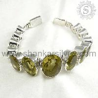 925 Sterling Silver Jewelry-brct1057-5