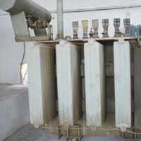 Scrap Distribution Transformer