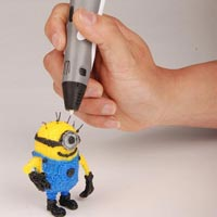 3D Stereoscopic Printing Pen