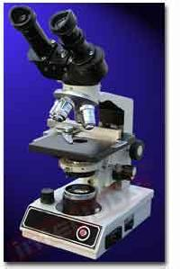Binocular Inclined Research Microscope