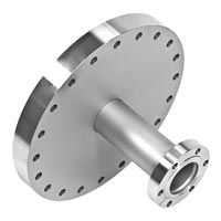 CF Reducer Straight Flange