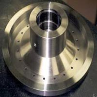 Machined Monel Component