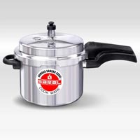 Saral Outer Lid Cooker 5ltr Thick Baseind.base