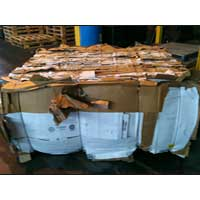 Double Sorted Old Corrugated Cartons