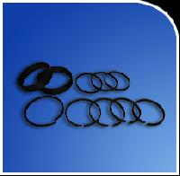 PTFE Graphite Filled Rings
