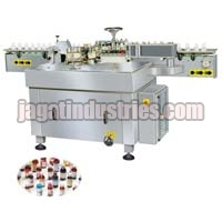 Automatic Linear Labeling Machine (Simplimatic-R)