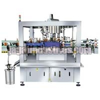 Automatic Rotary Labeling Machine
