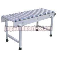 Semi Automatic Gravity Roller Conveyor
