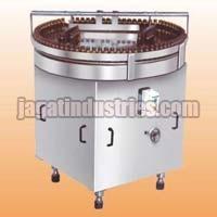 Semi Automatic Turntable Accumulator