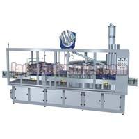 Vacuum Combiblock Rinsing Filling & Sealing Machine