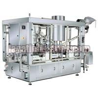 Volumetric Screw Capping Monoblock Filling & Sealing Machine