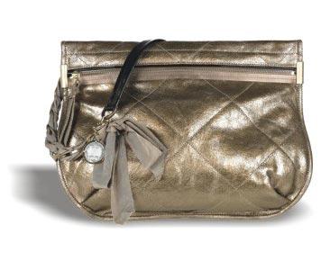 Ladies Leather Handbag 05
