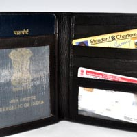 Leather Passport Cover 01