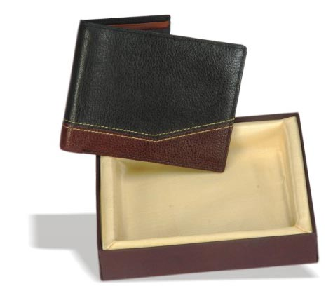 Leather Wallet 01