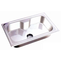 Single Big Bowl Sink