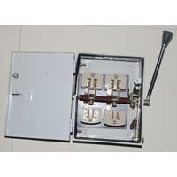 63 AMP & 240 Volt Double Pole Changeover Switch