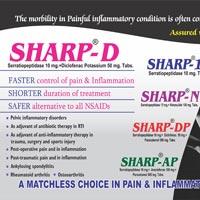Sharp - D