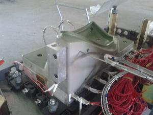 HP Tool Moulding Machine 14
