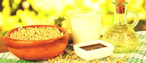 Refined Soyabean Oil 02