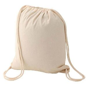 KE0001 - Cotton Drawstring Bag