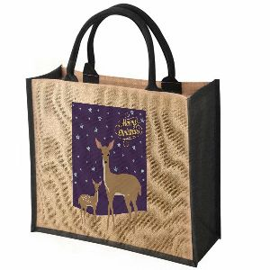 KE0060 - Jute Shopping Bag