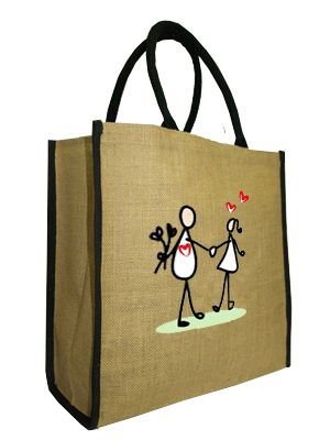 KE0074 - Jute Shopping Bag