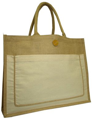KE0076 - Jute Shopping Bag