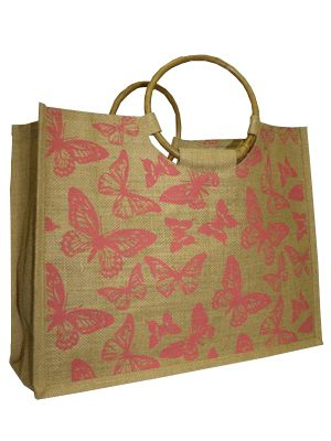 KE0078 - Jute Shopping Bag
