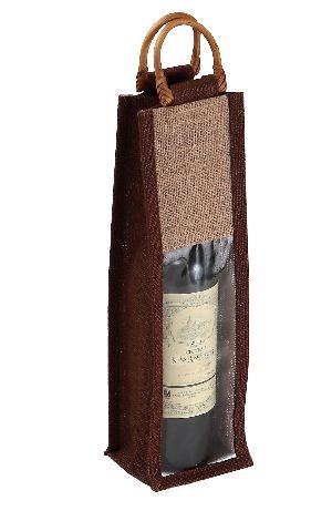 KE0099 - Jute WIne Bag