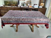 Cotton Bagru Printed Table Cloth