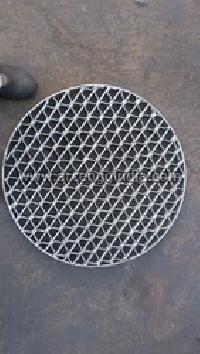 Honeycomb Gratings