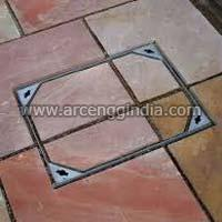 Recessed Man hole covers