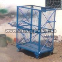 Spring Storing Trolley