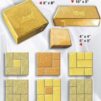 Combo Paver Moulds - 01